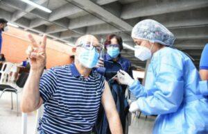 Nueva jornada de Vacunación contra el Covid para mayores de 60 años. 1