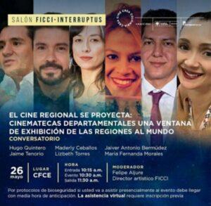 El Tolima presente en el Festival de Cine de Cartagena de Indias. 1