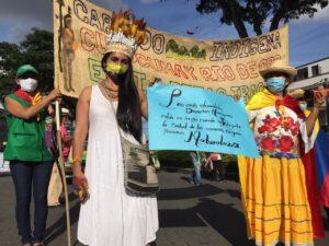 Casi 100 mil personas hicieron presencia en paz y alegría en la Marcha Carnaval en Ibagué 1