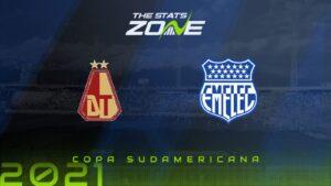Atención: Partido Tolima vs. Emelec se jugará este viernes en Lima 1