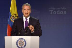 Atención: Presidente Duque retiró proyecto de reforma tributaria 1