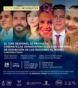 El cine tolimense se expone hoy en festival en Cartagena 1