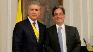 Es inminente la renuncia del ministro de Hacienda, Alberto Carrasquilla 1