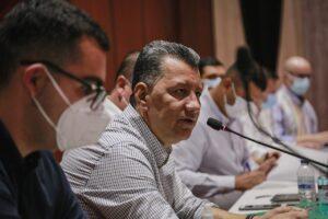 Gobernador Ricardo Orozco respondió a peticiones de la Asamblea Popular 1