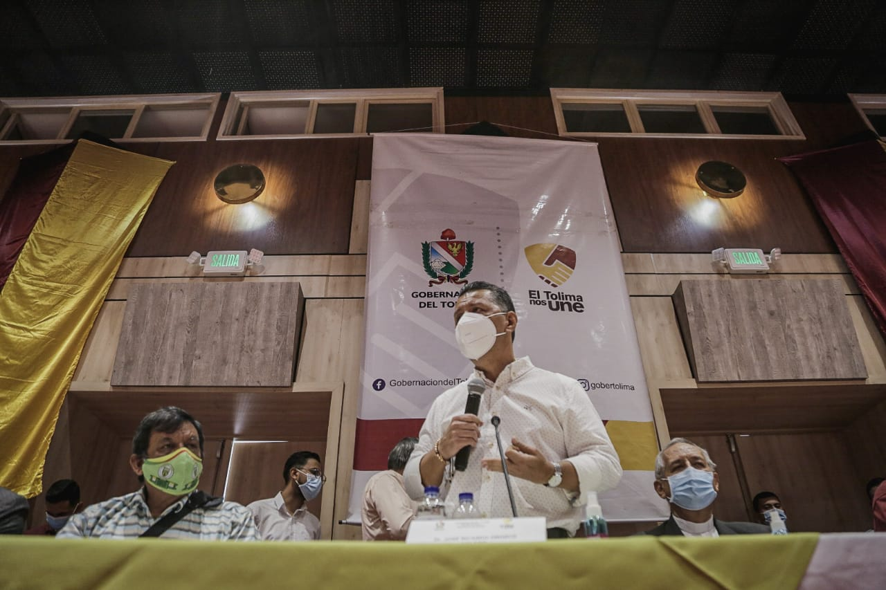 Gran Diálogo Social por el Tolima e Ibagué 2