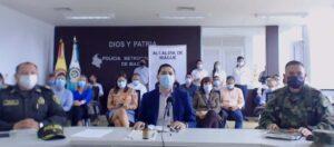 Alcalde propone no más toques de queda, ni 'ley seca' en Ibagué 1