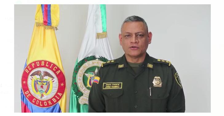 La Policía dice que la Fiscalía investigará muerte de Santiago Murillo 2