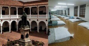 Universidad del Rosario dará refugio a los manifestantes 1