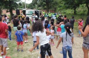 Policía conmemoró el Día de la Familia en Ibagué 1