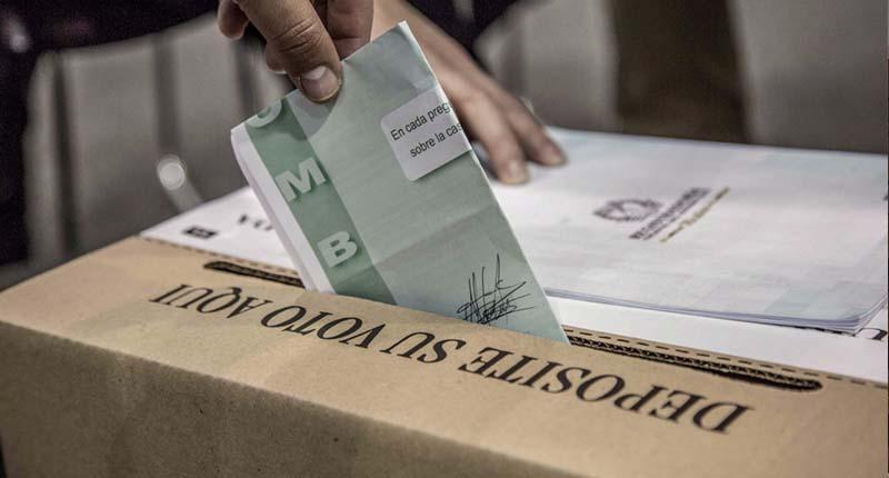Registraduría dio a conocer el calendario para elecciones presidenciales 2