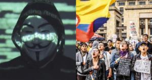 Twitter le suspendió la cuenta a Anonymous 1
