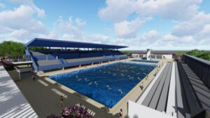 Publican proceso para construcción de las Piscinas Olímpicas de la 42 1