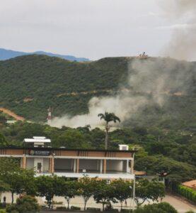 Fuerte explosión en batallón de Cúcuta 1