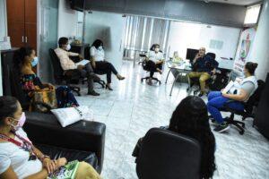Grupo de reacción de Secresalud apoyará a hospitales a facturar servicios de vacunación 1