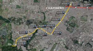 Conozca las zonas por donde pasará la segunda línea del Metro en Bogotá 1