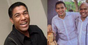 Hijo de Kaleth Morales demostró que heredó la voz de su padre 1