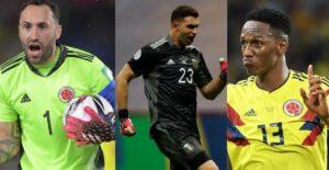 Arquero de Argentina desconcentró a los colombianos 1