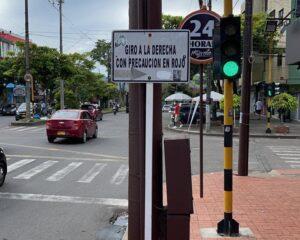 Atienden fallas en la red semafórica de Ibagué 1