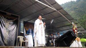 Capturaron al padre Fredy Martínez, famoso por misas de sanación en Villarrestrepo 1