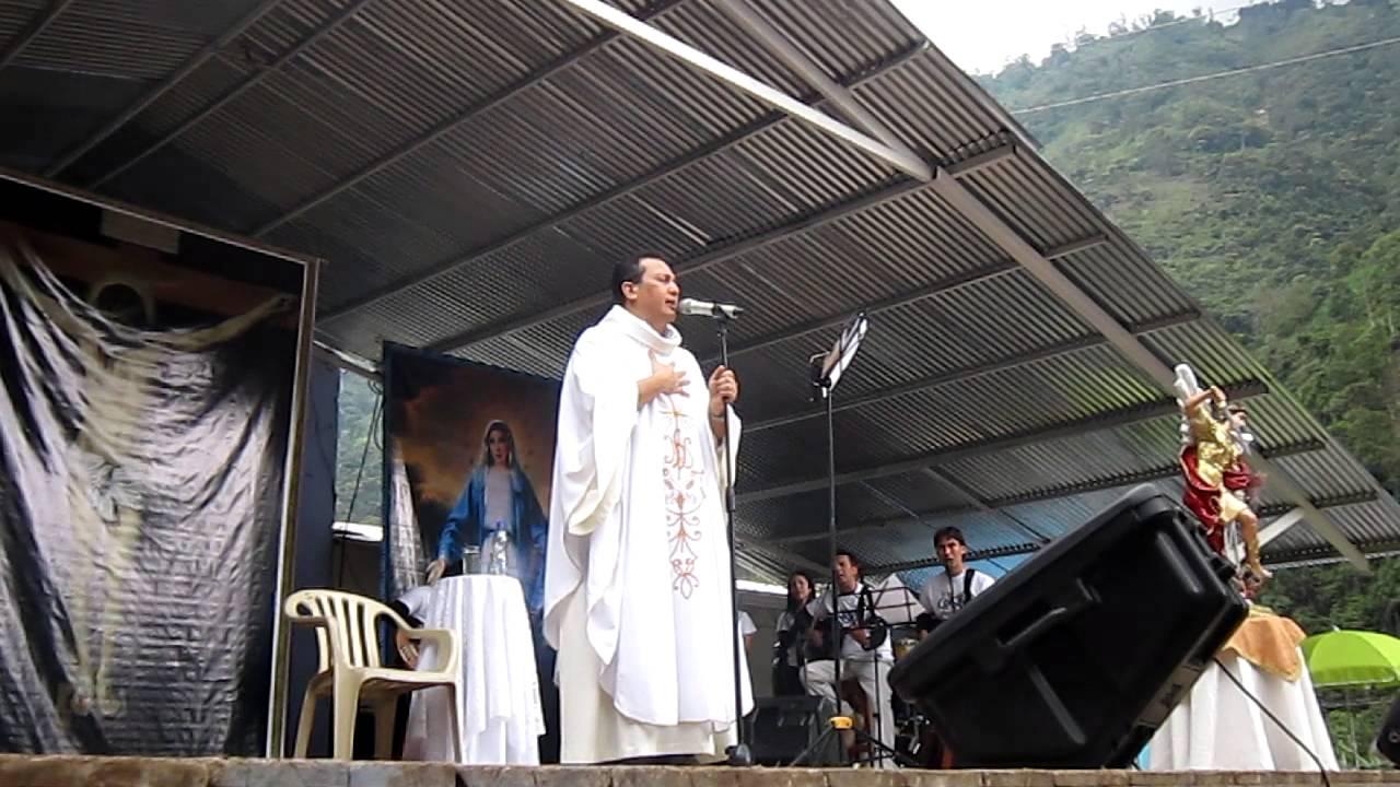 Conmoción en Ibagué por captura del padre Freddy Martínez 2