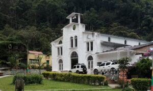 Fiscalía Capturó al padre Fredy de Villa Restrepo. 1