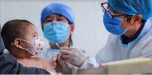 Completar el esquema nacional de vacunación de nuestros niños y niñas es un objetivo del Gobierno Departamental 1
