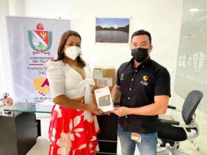 Gestora Social del Tolima comprometida con las TIC en el territorio. 1
