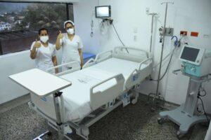 Habilitadas 20 camas más UCI en el Tolima. 1