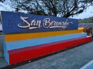 Inician obras de ampliación de alumbrado en San Bernardo 1