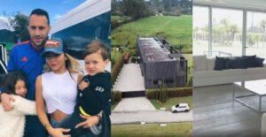 Ospina está vendiendo su casa en 7 mil millones de pesos 1