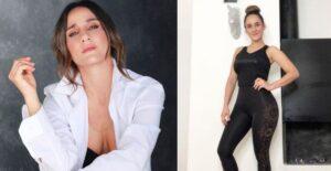 Chichila Navia chicaneó elegancia y sencillez en su habitación 1