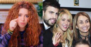 """Shakira fue víctima de un """"mal corte de pelo"""" gracias a su suegra 1"""