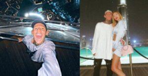 La Liendra y Dani Duke invirtieron millonada en viaje a Dubái 1