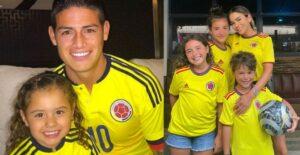 Salomé lloró y no ocultó la tristeza por la eliminación de Colombia 1