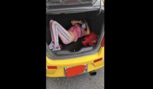 Taxista escondió a su amante en el baúl, pero su esposa lo descubrió 1