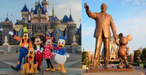 Tenebroso: Captan sombra paranormal merodeando en Disneyland, ¿fantasma de Walt Disney? 1