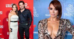 Andrés Sandoval aceptó que fue infiel y agresivo con Majida Issa y otras novias 1