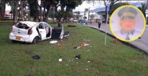 Conductor borracho arrolló y mató a vigilante que se movilizaba en cicla 1