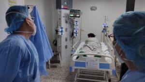 En Ibagué permanecen 30 casos de Covid hospitalizados en UCI 1