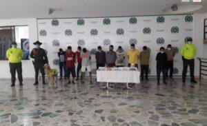 A la cárcel 11 presuntos integrantes del grupo delincuencial Los de la Copropiedad en Ibagué (Tolima) 1