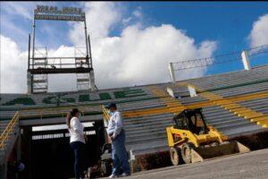Gobernación del Tolima le cumple al deporte. 1